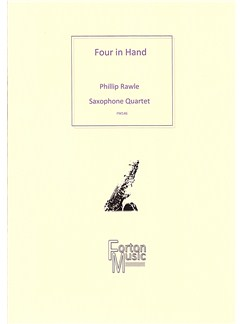 Phillip Rawle: Four in Hand Books | Saxophone
