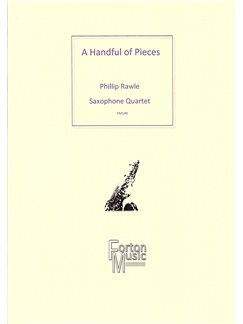 Phillip Rawle: A Handful of Pieces Books | Saxophone