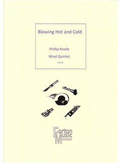 Phillip Rawle: Blowing Hot and Cold Books | Wind Quintet