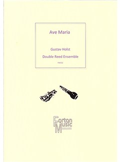 Gustav Holst: Ave Maria Books | Cor Anglais, Oboe, Ensemble