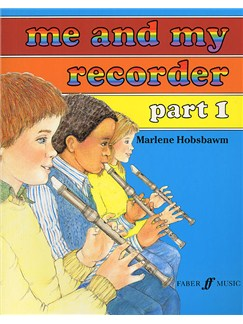 Me And My Recorder Book 1 Books | Recorder