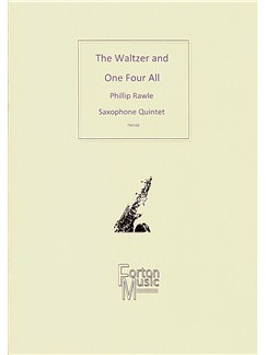 Phillip Rawle: The Waltzer And One Four All Books | Saxophone (Quintet)