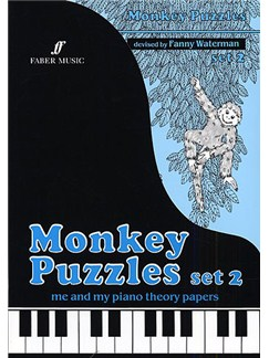Me And My Piano: Monkey Puzzle Theory Papers Set 2 Books | Piano