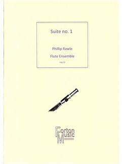 Phillip Rawle: Suite No.1 Books | Flute, Ensemble
