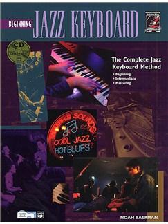 Beginning Jazz Keyboard Books and CDs | Keyboard