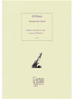 Lynne Williams/Robert Rainford: ECSEasy Sax Duets Books | Saxophone (Duet)