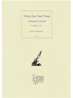 Lynne Williams: Thirty One Two Three Saxophone Studies Books | Saxophone