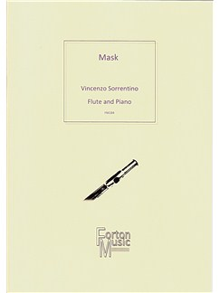 Vincenzo Sorrentino: Mask Books | Flute, Piano Accompaniment
