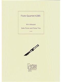 W.A. Mozart: Quartet K.285 (Flute Ensemble) Books | Flute (Quartet), Ensemble (Quartet)