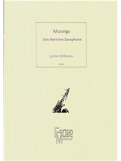 Lynne Williams: Musings Books | Baritone Saxophone