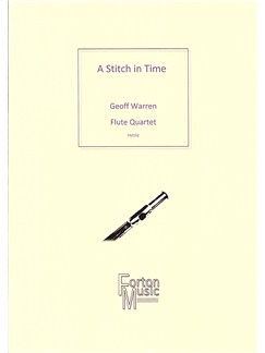 Geoff Warren: A Stitch in Time Books | Flute (Quartet)