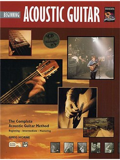 Beginning Acoustic Guitar Books and CDs | Guitar