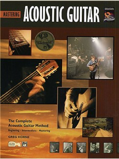 Mastering Acoustic Guitar Books and CDs | Guitar