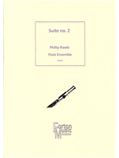 Phillip Rawle: Suite No.2 Books | Flute, Ensemble