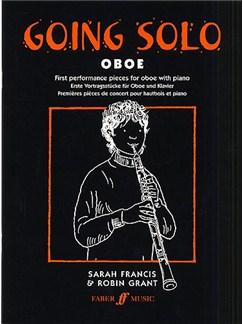 Going Solo (Oboe) Books | Oboe, Piano Accompaniment