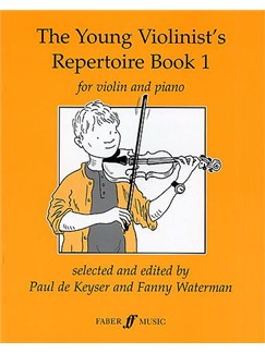 The Young Violinist's Repertoire Book 1 Books | Violin, Piano Accompaniment