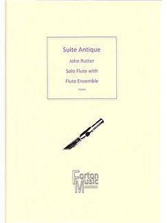 John Rutter: Suite Antique Books | Flute, Ensemble