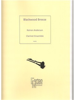Keiron Anderson: Blackwood Breeze Books | Clarinet, Ensemble