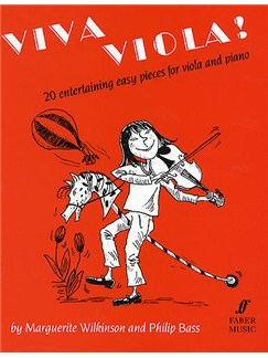 Marguerite Wilkinson/Philip Bass: Viva Viola Books | Viola, Piano Accompaniment