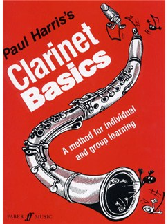 Paul Harris: Clarinet Basics Books | Clarinet
