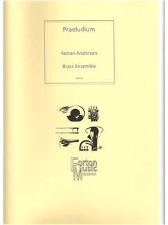 Keiron Anderson: Praeludium Books | Brass Ensemble