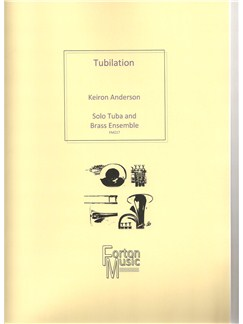 Keiron Anderson: Tubilation Books | Brass Ensemble, Tuba