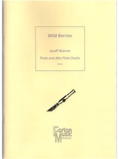 Geoff Warren: Wild Berries Books | Alto Flute, Flute