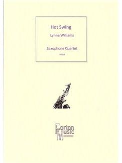 Lynne Williams: Hot Swing Books | Saxophone