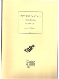 Lynne Williams: Thirty One Two Three Oboe Studies Books | Oboe