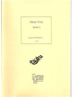 Lynne Williams: Oboe Trios Book 1 Books | Oboe, Trio