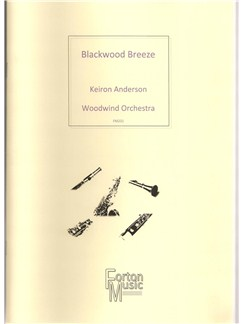 Keiron Anderson: Blackwood Breeze Books | Wind Ensemble