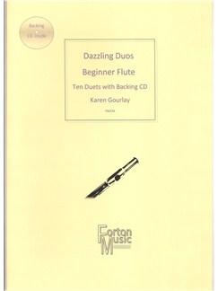 Karen Gourlay: Dazzling Duos Beginner Flute Books | Flute