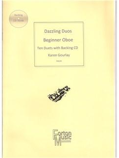 Karen Gourlay: Dazzling Duos Beginner Oboe Books | Oboe