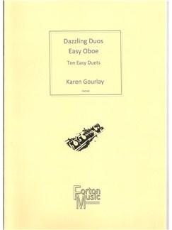 Karen Gourlay: Dazzling Duos Easy Oboe Books | Oboe