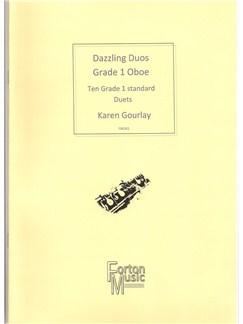 Karen Gourlay: Dazzling Duos Grade1 Oboe Books | Oboe
