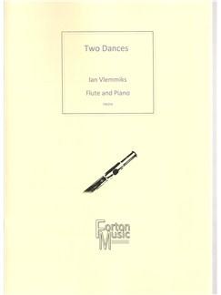 Ian Vlemmiks: Two Dances Books   Flute, Piano Accompaniment
