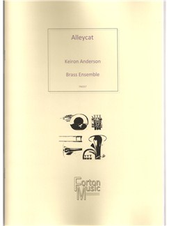Keiron Anderson: Alleycat Books | Brass Ensemble