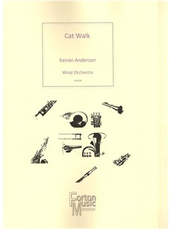 Keiron Anderson: Catwalk Books | Big Band & Concert Band, Wind Ensemble