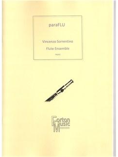 Vincenzo Sorrentino: ParaFLU Books | Flute, Ensemble