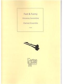 Vincenzo Sorrentino: Fast & Funny Books | Clarinet, Ensemble