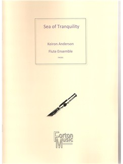 Keiron Anderson: Sea of Tranquility Books | Flute, Ensemble