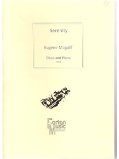 Eugene Magalif: Serenity Books | Oboe, Piano Accompaniment