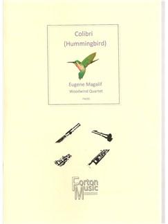 Eugene Magalif: Colibri (Hummingbird) Books | Wind Ensemble