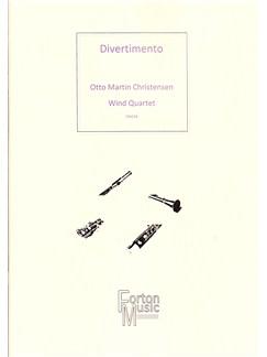 Otto Martin Christensen: Divertimento Books | Wind Instruments