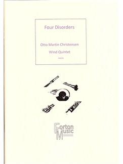 Otto Martin Christensen: Four Disorders Books | Wind Quintet