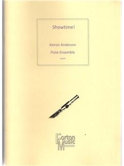 Keiron Anderson: Showtime! Books   Flute, Ensemble