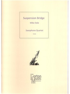 Mike Dale: Suspension Bridge Books | Saxophone