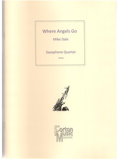 Mike Dale: Where Angels Go Books | Saxophone