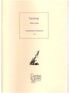 Mike Dale: Twisting Books | Saxophone