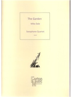 Mike Dale: The Garden Books | Saxophone